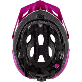 KED Status Jr. Helmet Kids pearl violet matt